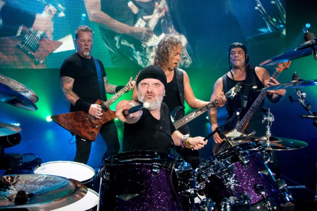 Metallica za darmo