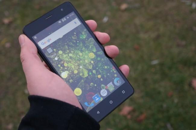 myphone-q-smart-elite-ergonomia