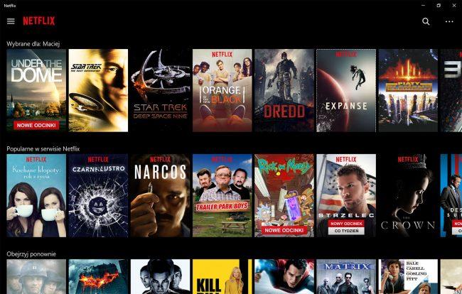 Netflix piractwo