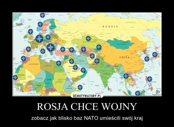 Polska w zasięgu rakiet