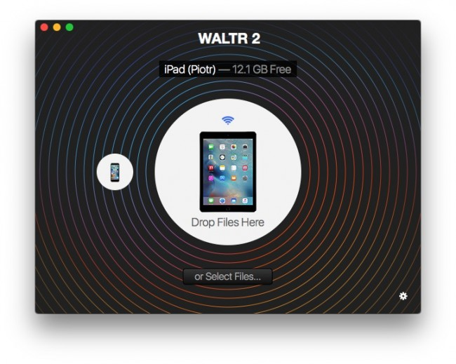 Waltr 2 - zgrywanie danych na iPhone'a bez iTunes