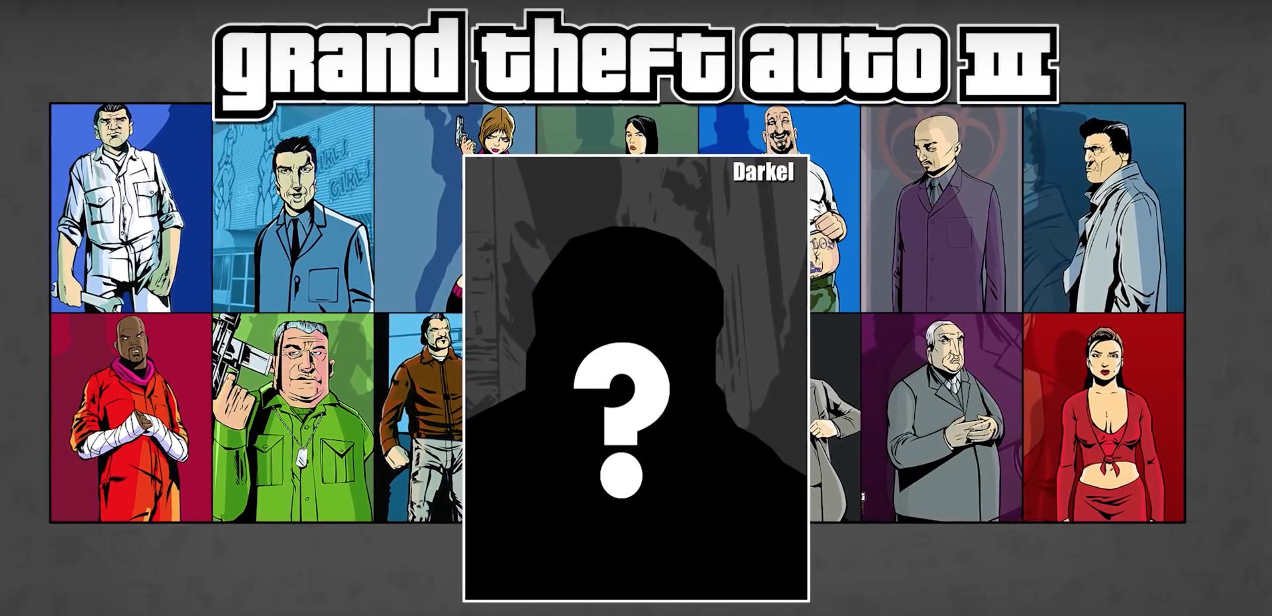 Uwielbiam takie historie. Grand Theft Auto III miało być znacznie bardziej mroczne i brutalne