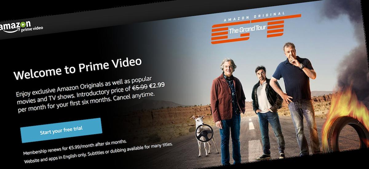 Amazon Prime Video w Polsce!