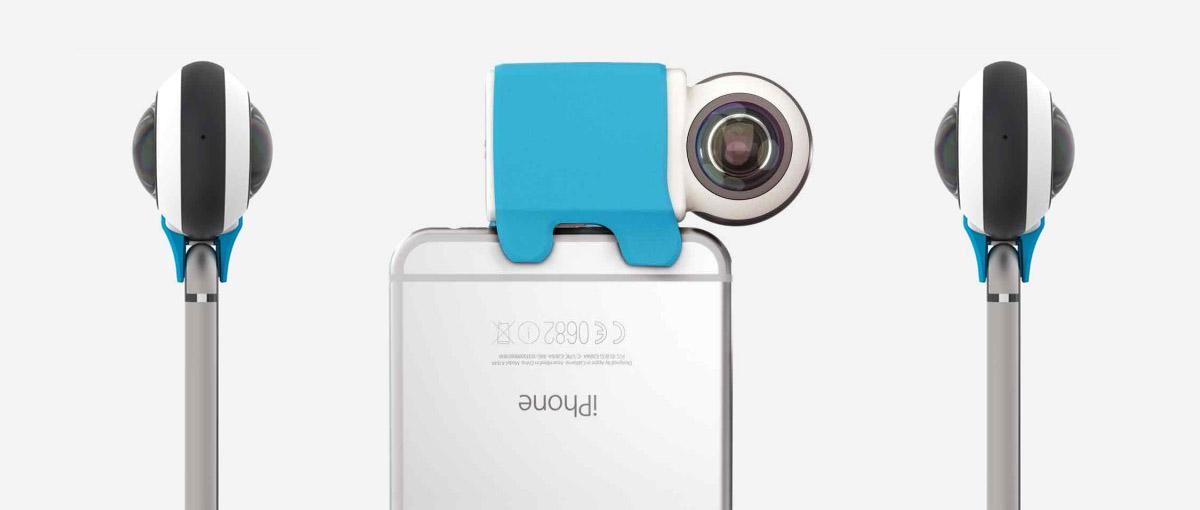 Dzięki Giroptic IO kamerki 360 mają szansę trafić do przeciętnego Kowalskiego
