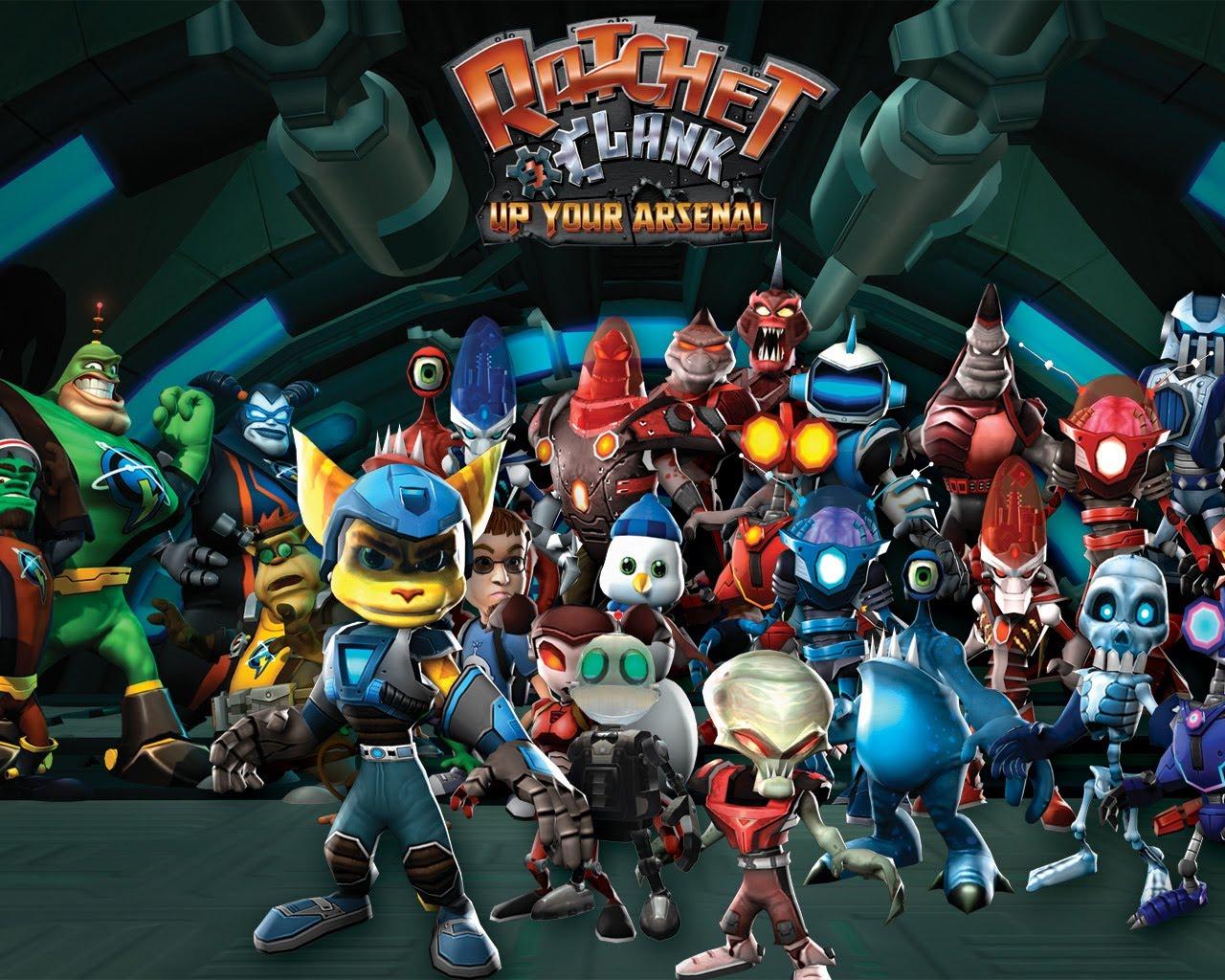 Jak załatano Ratchet & Clank 3, czyli brudne sztuczki programistów gier