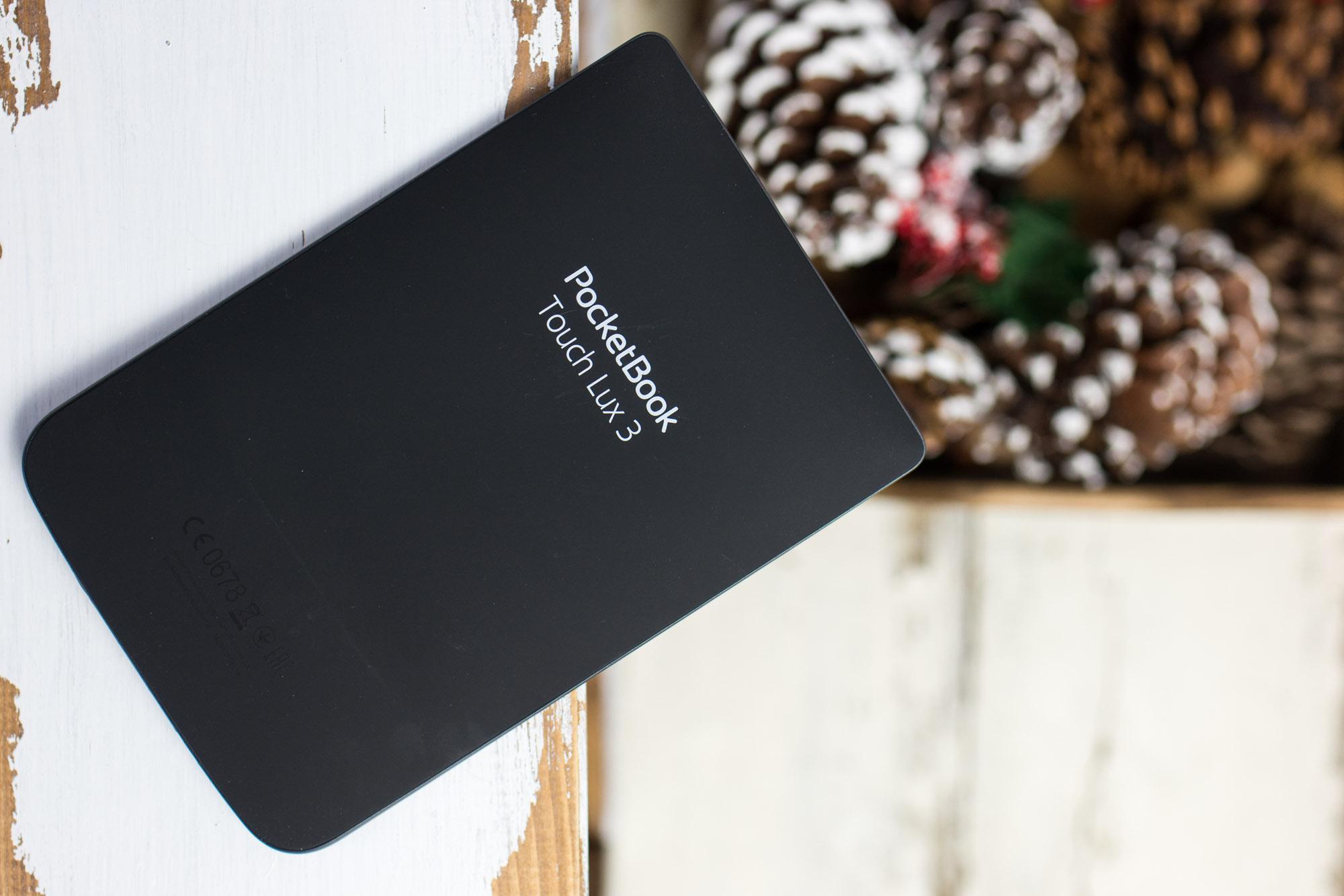 Pocketbook Touch Lux 3 - nie warto.