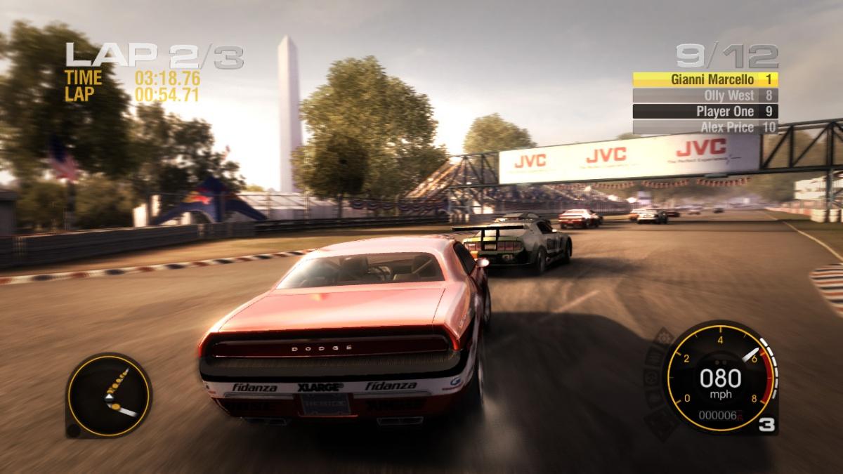 Racedriver GRID to nadal jedne z najlepszych wyścigów na PC.