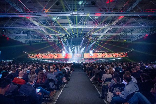 Slush to konferencja w 100 proc. po angielsku.