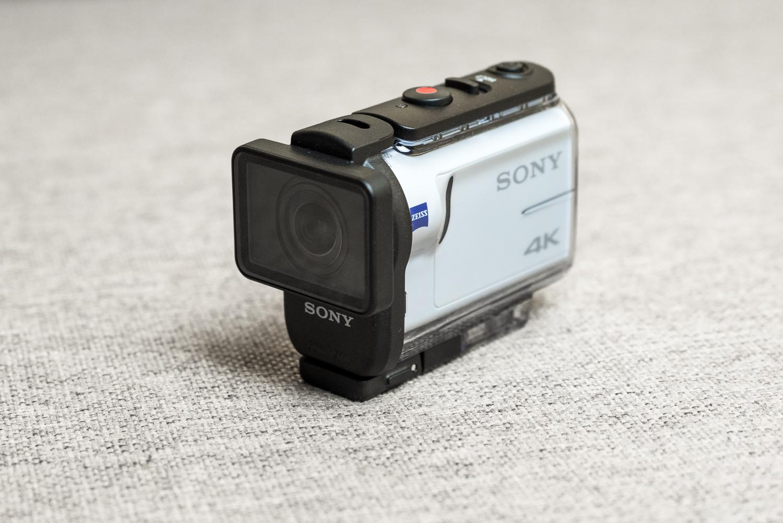 Sony Action Cam FDR-X3000 - recenzja