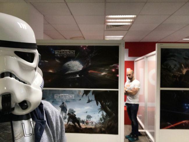 Star Wars Battlefront DLC 4 Rogue One Scarif