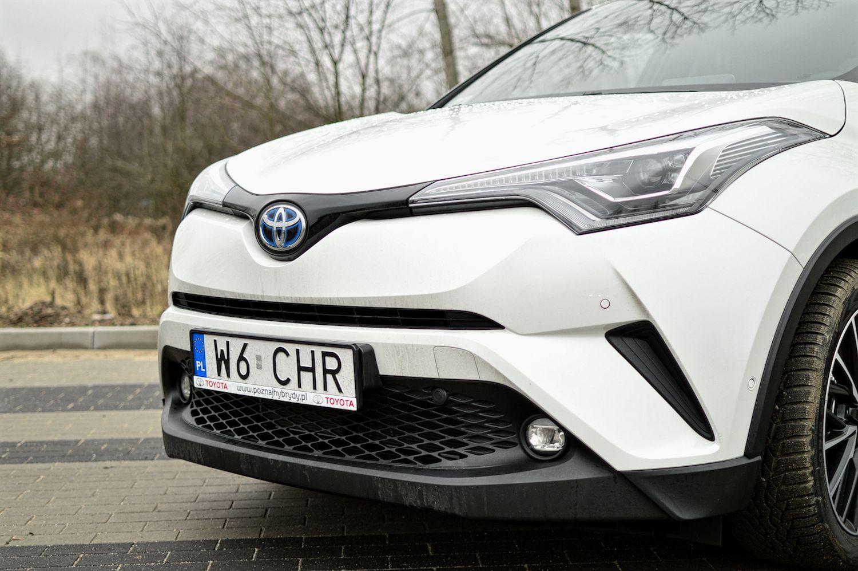Nie wszystkie auta muszą być takie same! Toyota C-HR – pierwsza jazda