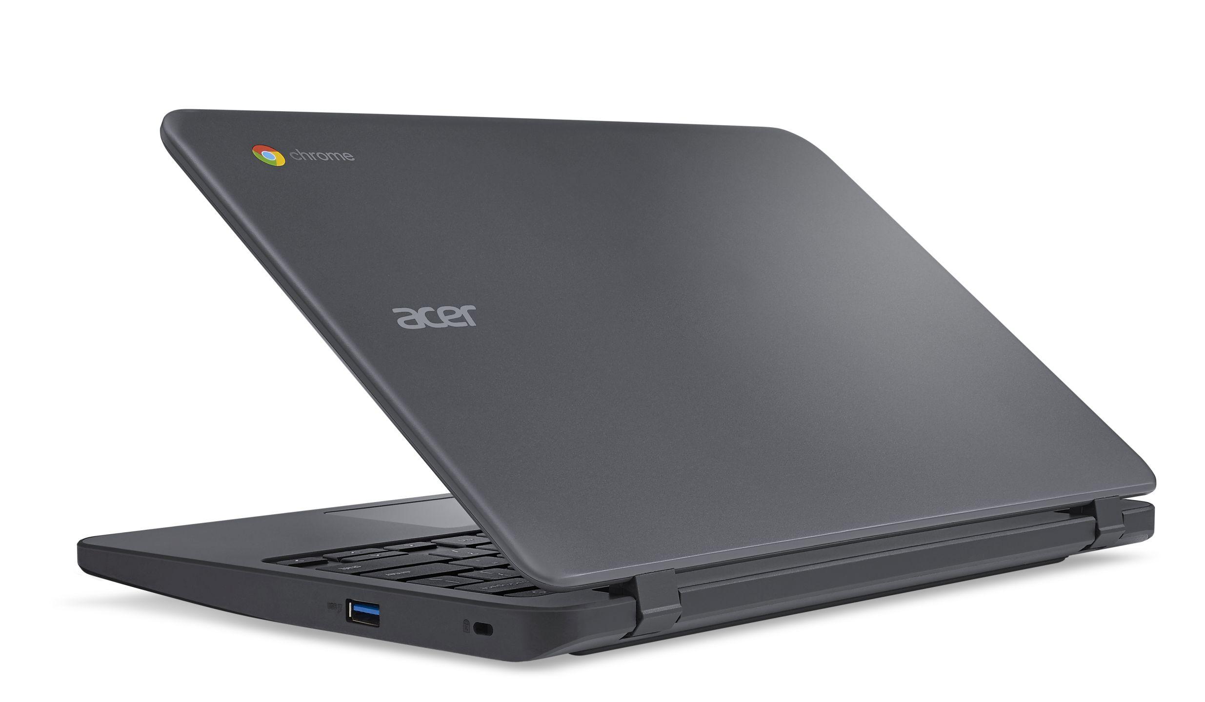 Niedrogi, ale gotowy na wszystko. Acer pokazał Chromebooka do zadań specjalnych