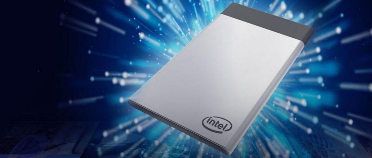 Komputer wielkości karty kredytowej? Kierunek obrany przez Intela jest dobry. Zły jest tylko zwrot