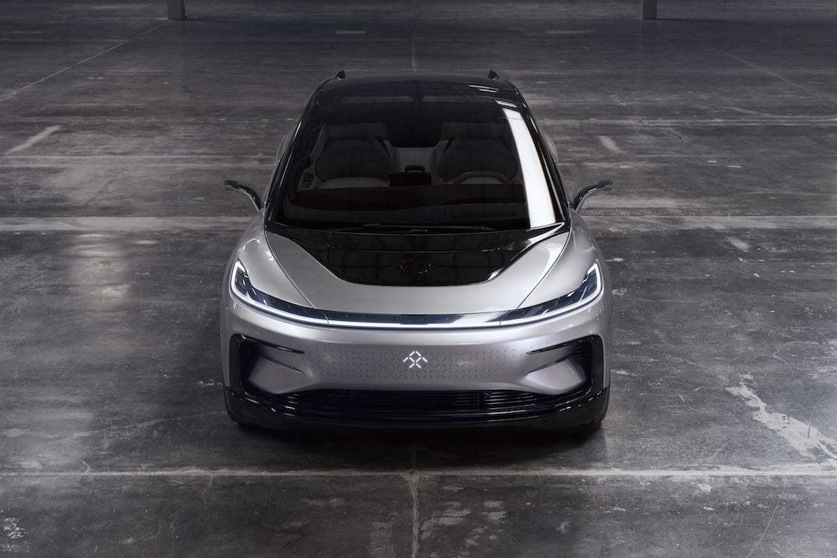 Tym samochodem Faraday Future chce zagrozić Tesli