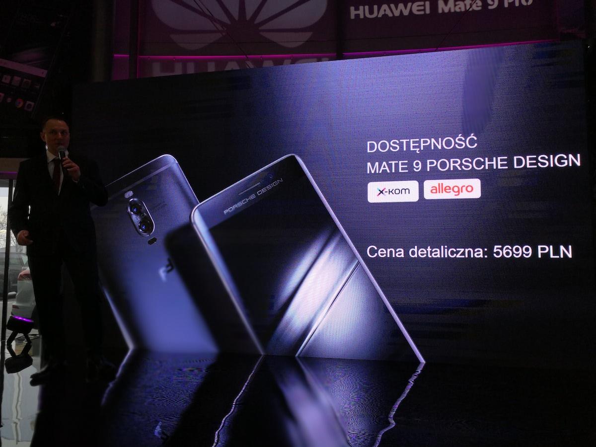 Huawei Mate 9 Pro Porsche Design