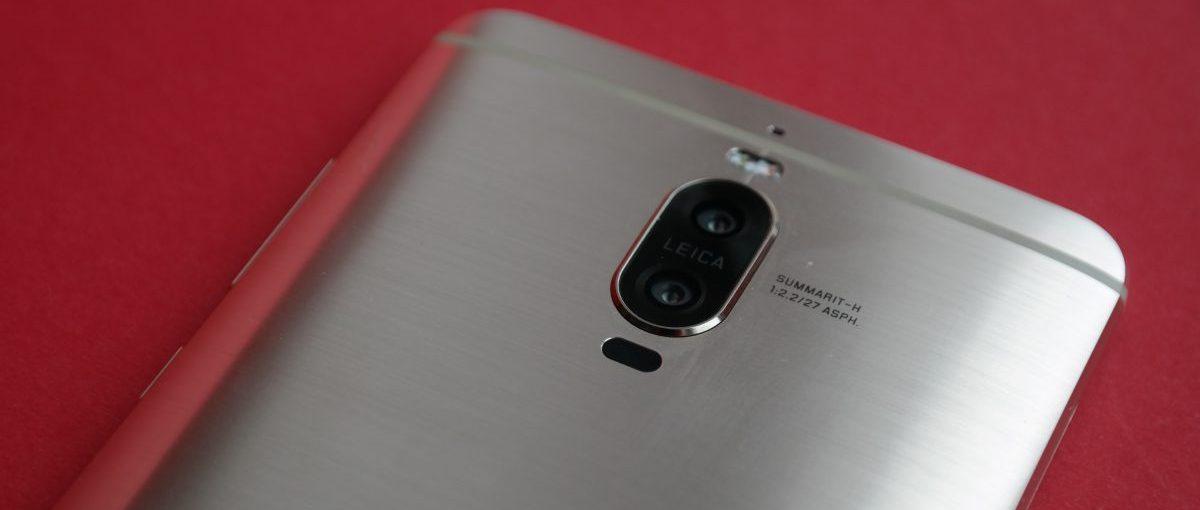 Porsche wśród smartfonów. Huawei Mate 9 Pro – rzut oka Spider's Web