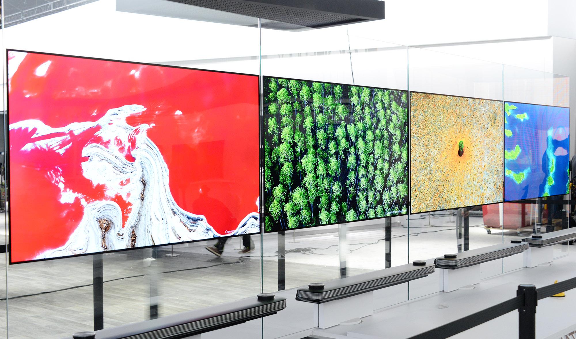 Najlepsze telewizory świata po liftingu, czyli nowe OLED TV od LG