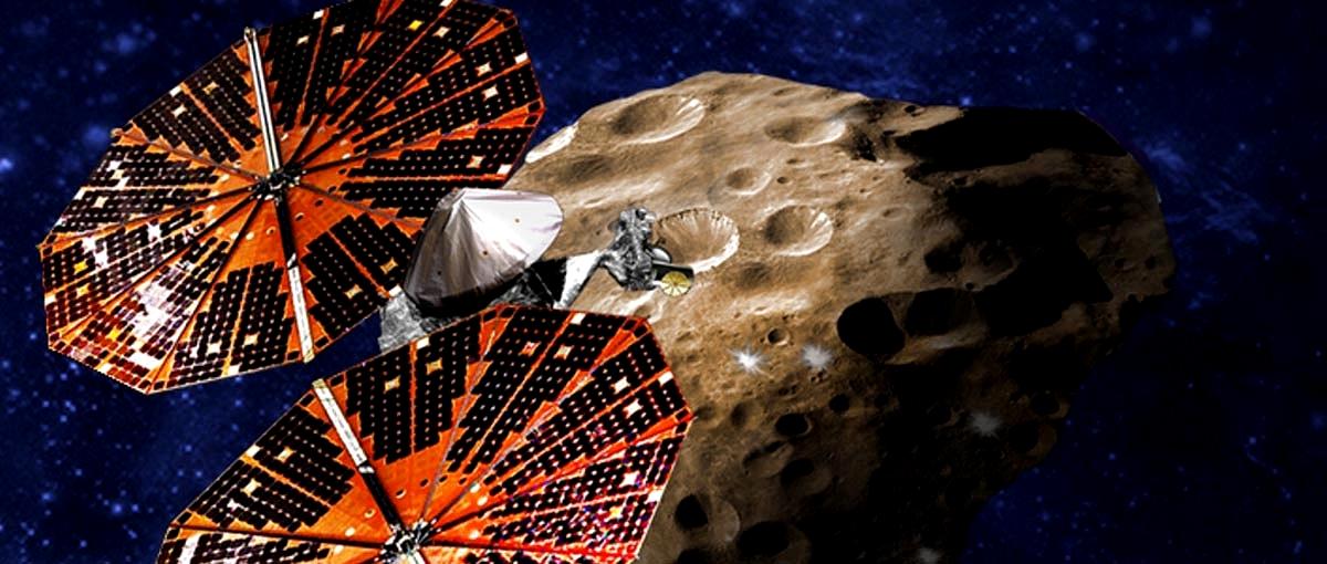 Lucy i Psyche – tak nazywać się będą dwie nowe sondy kosmiczne NASA