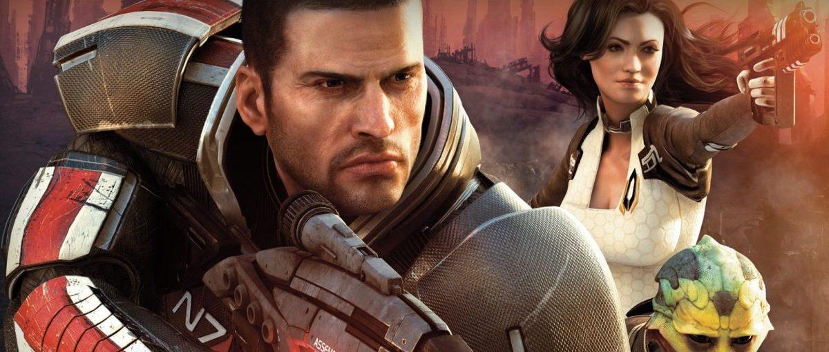 Promocja w Origin! Od darmowej gry Mass Effect 2 dzielą cię dwa kliknięcia