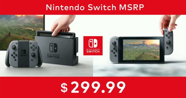 Nintendo Switch 14