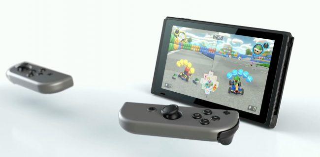 Nintendo Switch 24