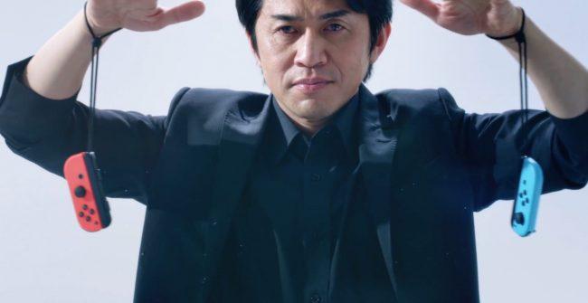 Nintendo Switch 9
