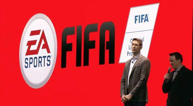 Nintendo Switch EA FIFA 17 1