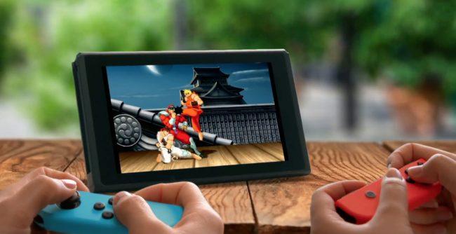Nintendo Switch gry 6