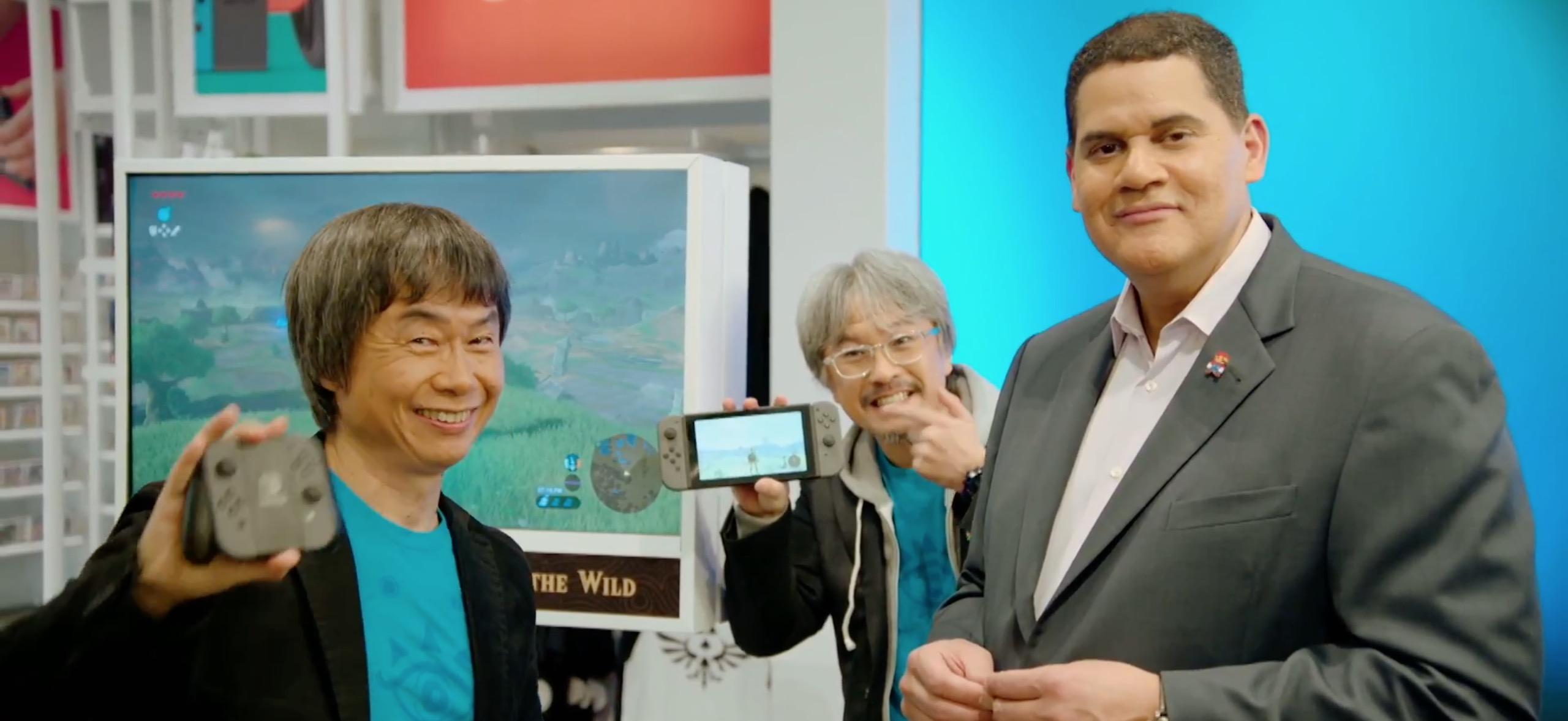 Chcesz nadrobić konferencję Nintendo Switch do porannej kawy? Tu możesz to zrobić