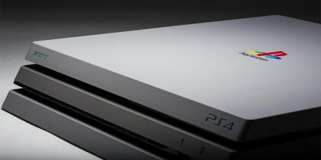 PlayStation 4 Pro Retro 3