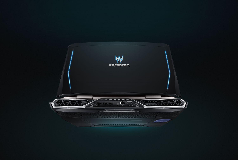 Laptop w cenie małego samochodu i monitor śledzący ruch oczu. Acer zaimponuje graczom