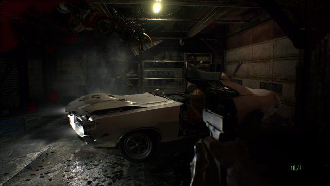 Resident Evil 7 madhouse 16