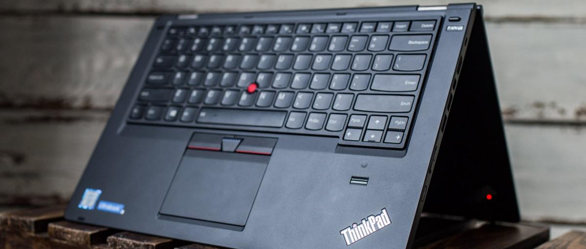 Pięć powodów, by wybrać Lenovo ThinkPad P40 Yoga