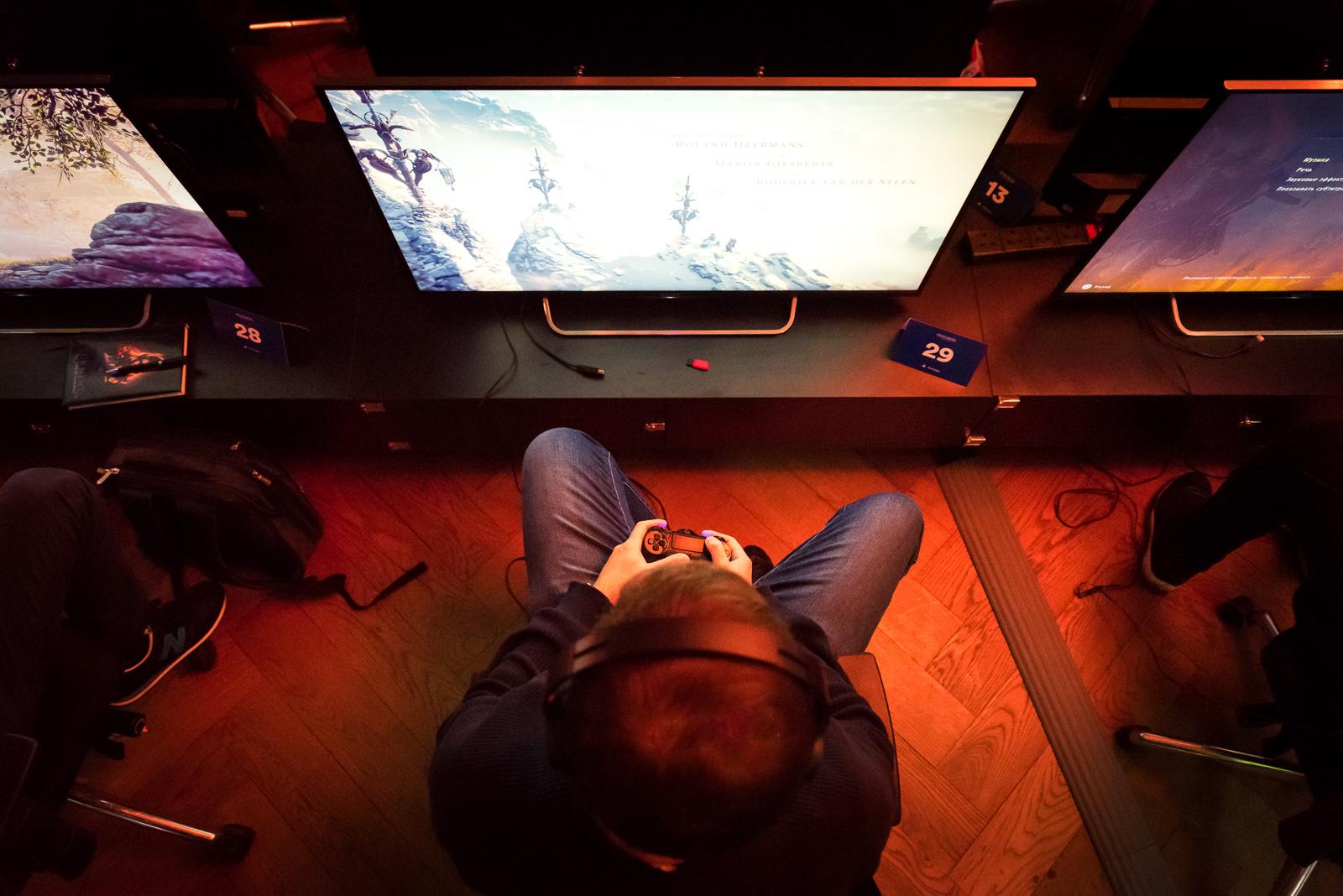 Horizon Zero Dawn - relacja ze studia Guerrilla Games