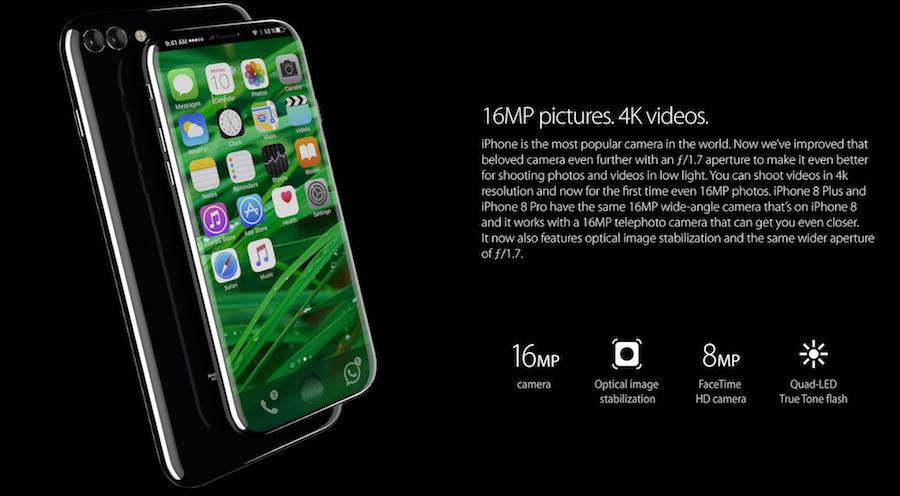 iphone 8 concept, 2