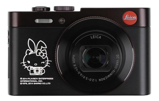 Leica Hello Kitty Playboy edition
