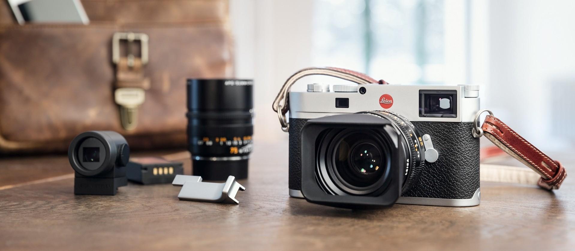 Ile bym dał za ten aparat… Oto nowa Leica M10