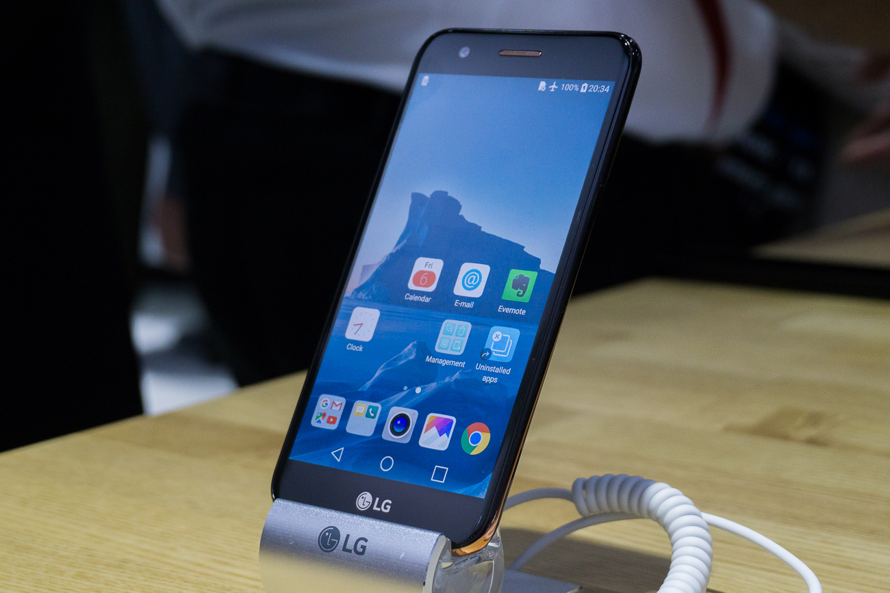 To może byćsukces na miarę poprzednika. LG K10 2017 – pierwsze wrażenia