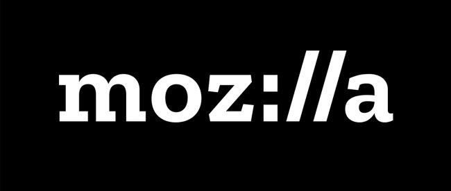 Mozilla nowe logo