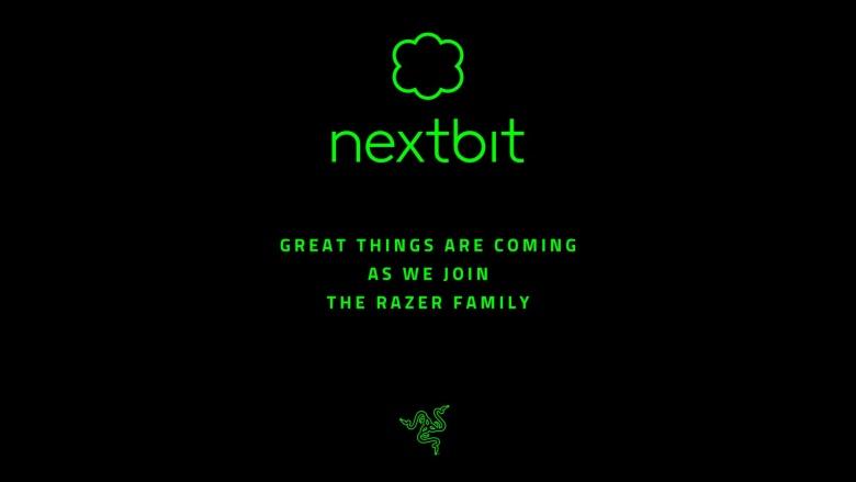 Razer kupił Nextbita.