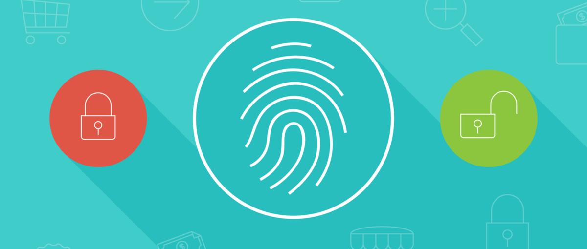 Ukradziony odcisk palca, czyli mądry internauta po szkodzie