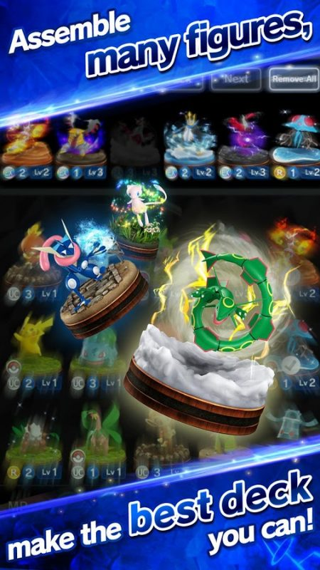 Pokemon Duel - gra na smartfony - iPhone, Android
