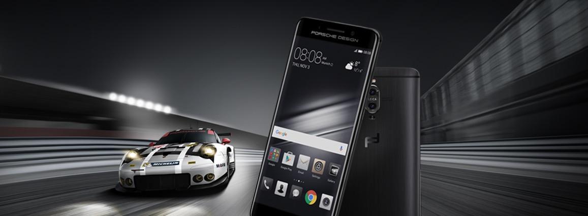 Porsche wśród smartfonów, czyli krótka historia Porsche Design