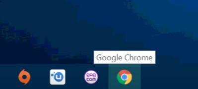 Reklamy w Windows 10 - Google Chrome