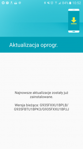 Samsung Galaxy S7 i S7 edge - jak pobrać Androida 7.0 Nougat?