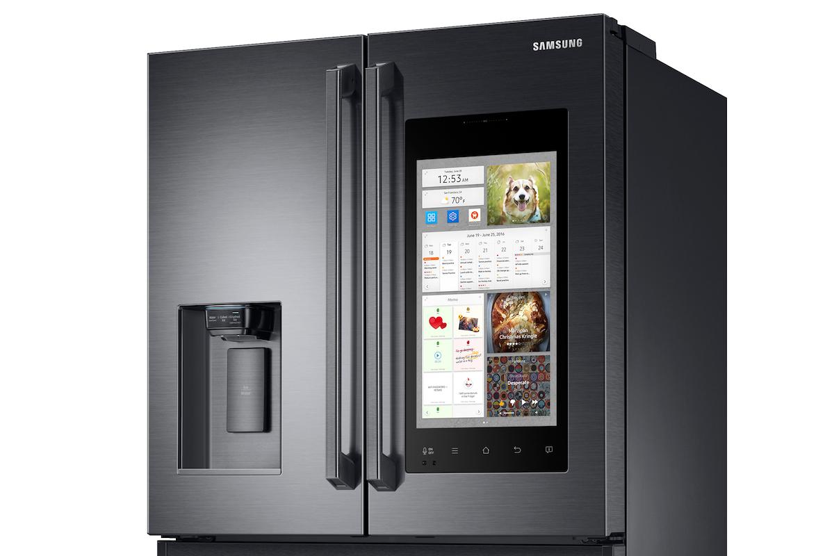 W temacie lodówek nie da sięwymyślić nic nowego? To patrz, co zrobił Samsung