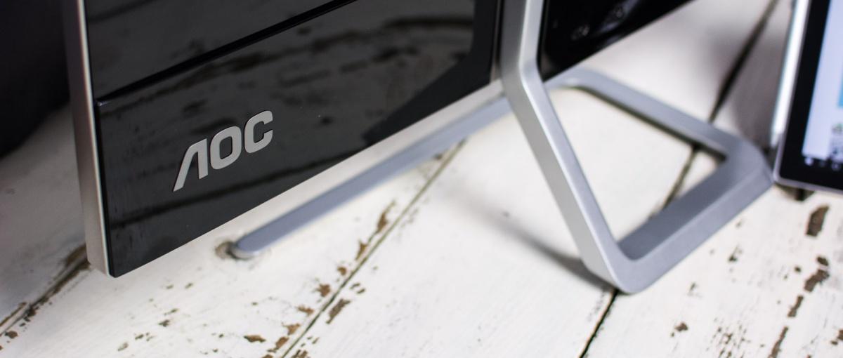 Ten monitor spełnia wszystkie wymogi. AOC Q2781PQ – recenzja Spider's Web