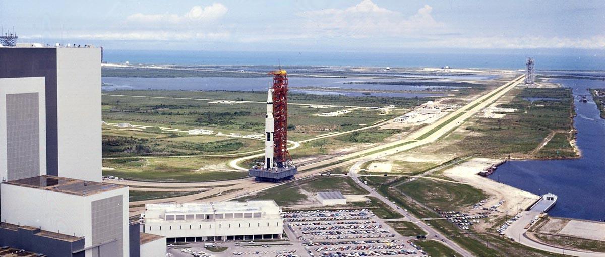 Stąd ludzie polecieli na Księżyc. SpaceX rozpoczyna loty z historycznej platformy