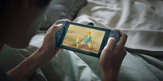 Nintendo Switch 6