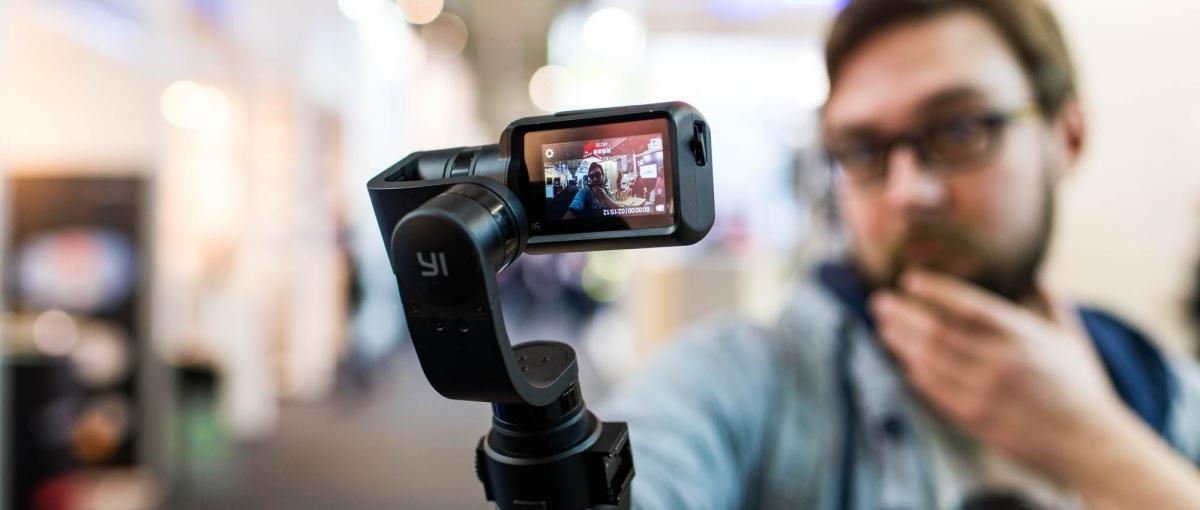 Nowa kamerka Yi 4K+ potrafi więcej niż GoPro Hero 5 i ma świetnego gimbala